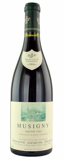 2005 Prieur, Jacques Musigny Grand Cru