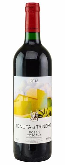 2008 Tenuta di Trinoro Tenuta di Trinoro Vino da Tavola