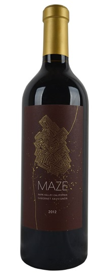 2012 Maze Cabernet Sauvignon