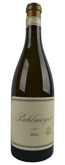 2013 Pahlmeyer Winery Chardonnay Sonoma