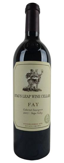 2008 Stag's Leap Wine Cellars Cabernet Sauvignon Fay Vineyard