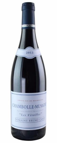 2013 Bruno Clair Chambolle Musigny les Veroilles