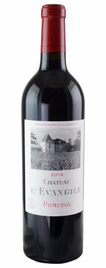 2017 L'Evangile Bordeaux Blend