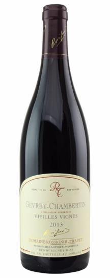 2013 Domaine Rossignol Trapet Gevrey Chambertin Vieilles Vignes