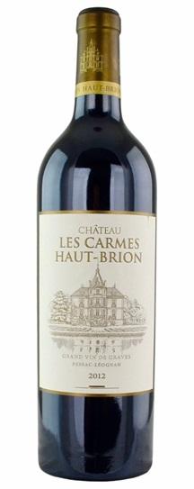 2014 Carmes Haut Brion, Les Bordeaux Blend