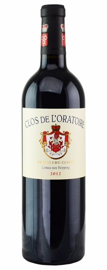 2010 Clos de l'Oratoire Bordeaux Blend