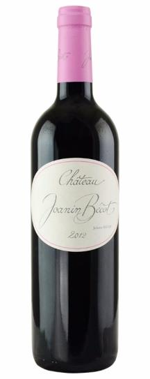 2011 Joanin Becot Bordeaux Blend
