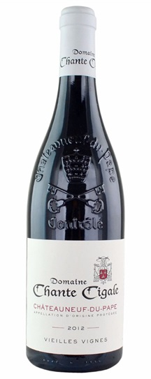 2007 Chante Cigale, Domaine Chateauneuf du Pape Vieilles Vignes