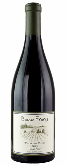 2013 Beaux Freres Pinot Noir Willamette Valley