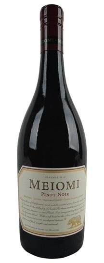 2012 Meiomi Pinot Noir