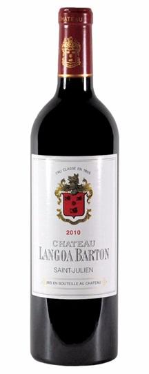 2011 Langoa Barton Bordeaux Blend