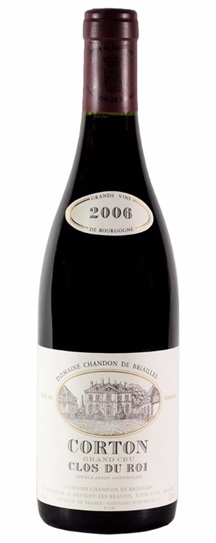 2009 Chandon de Briailles Corton Clos du Roi
