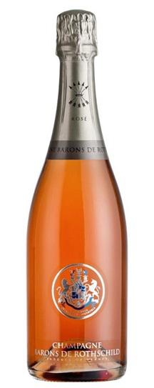 NV Barons de Rothschild Rose Champagne