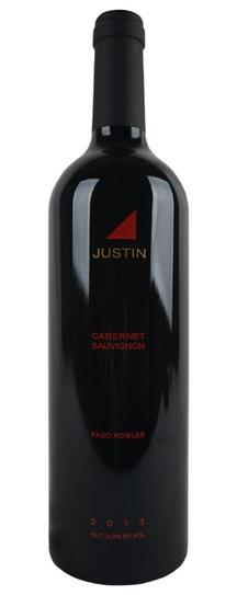 2002 Justin Vineyard Cabernet Sauvignon