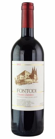 2012 Fontodi Chianti Classico