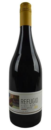 2013 Montsecano Pinot Noir Refugio