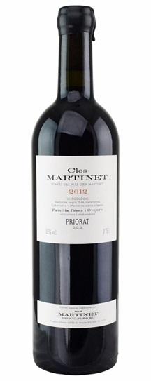 2012 Clos Martinet Martinet