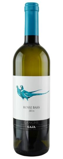 2007 Gaja Chardonnay Rossj Bass