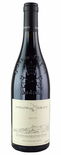 2013 Domaine Giraud Chateauneuf du Pape Tradition
