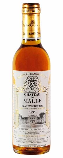 1995 Chateau de Malle Sauternes Blend