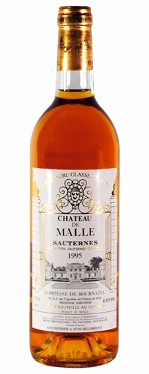 2001 Chateau de Malle Sauternes Blend