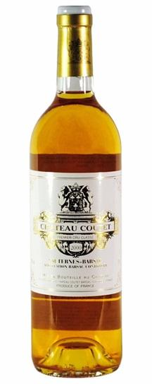 2000 Coutet Sauternes Blend