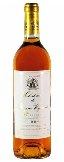 1994 Rayne-Vigneau Sauternes Blend