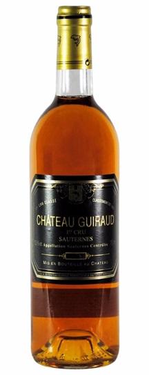 1995 Chateau Guiraud Sauternes Blend