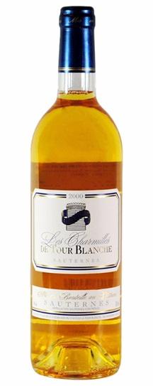 2000 Charmilles de Tour Blanche Sauternes Blend