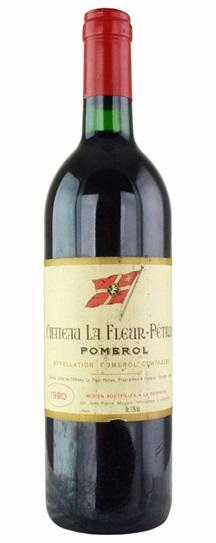 1992 Fleur Petrus, La Bordeaux Blend