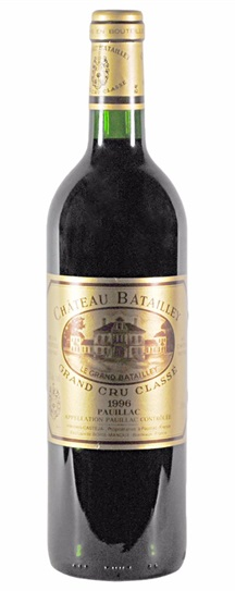 1995 Batailley Bordeaux Blend