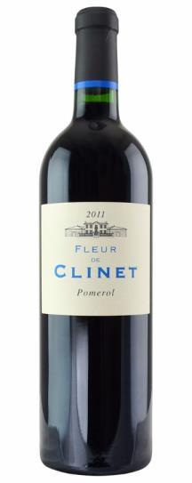 2011 Clinet Fleur de Clinet