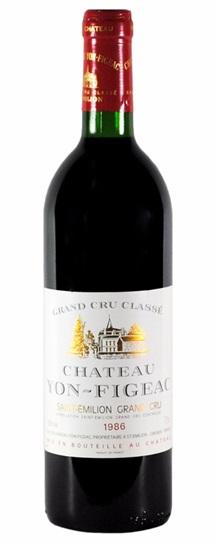 2000 Yon Figeac Bordeaux Blend
