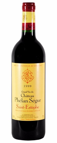 2010 Phelan-Segur Bordeaux Blend