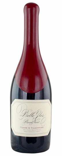 2013 Belle Glos Pinot Noir Clark & Telephone Vineyard