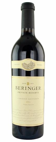 2007 Beringer Cabernet Sauvignon Private Reserve