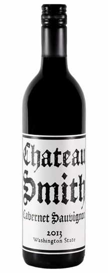 2013 Charles Smith Chateau Smith Cabernet