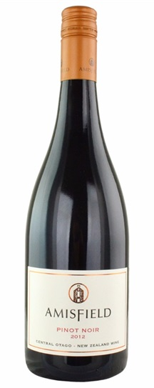 2011 Amisfield Pinot Noir