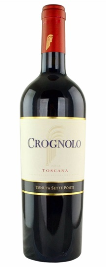 2011 Sette Ponti Crognolo Proprietary Red Wine