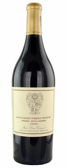 2012 Kapcsandy Family Winery Endre