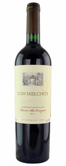 2011 Concha y Toro Don Melchor Cabernet Sauvignon Puente Alto Vineyard