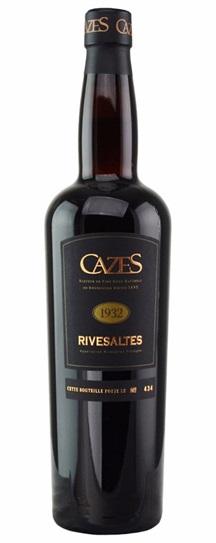 1932 Domaine Cazes Rivesaltes