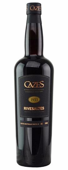 1933 Domaine Cazes Rivesaltes