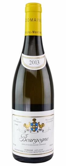 2013 Domaine Leflaive Bourgogne Blanc