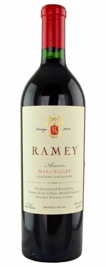 2012 Ramey Cabernet Sauvignon Annum