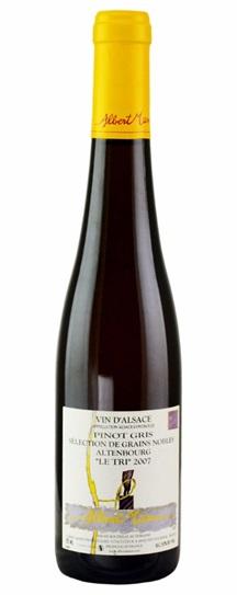 2007 Mann, Albert Pinot Gris Altenbourg Tri Selection de Grains Noble