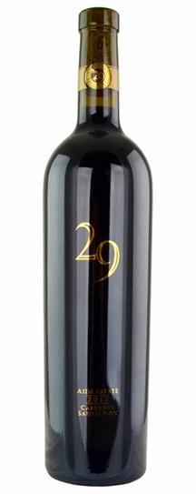 2007 Vineyard 29 Aida Estate