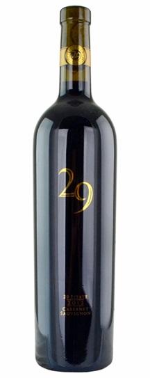 2006 Vineyard 29 Cabernet Sauvignon 29 Estate