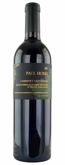 2012 Hobbs, Paul Cabernet Sauvignon Beckstoffer Piedras