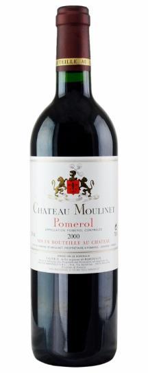 2000 Moulinet Bordeaux Blend